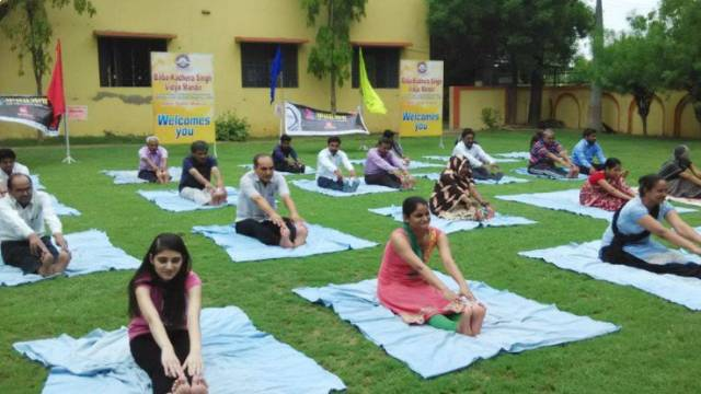 mathura yoga camp
