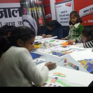 aparajita drawing competition gorakhpur