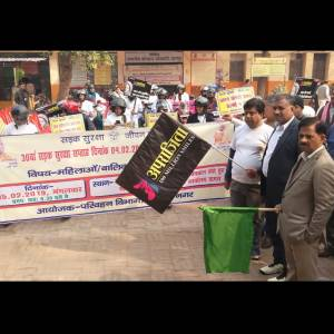 aparajita traffic rules awareness relly kanpur