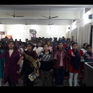 aparajita career counselling dvn pg collage gorakhpur