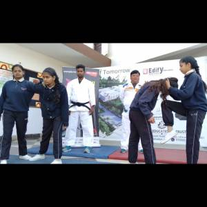aparajita self defence training dehradun