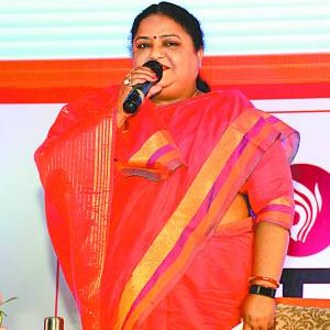 aparajita sanwad on women's day at lucknow anupama jaiswal
