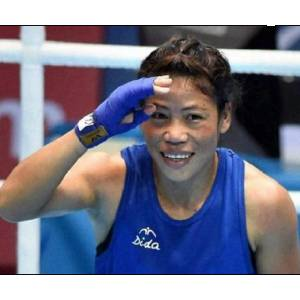 indian woman boxer marykon success story